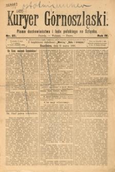 Kuryer Górnoszląski, 1896, R. 4, nr 37