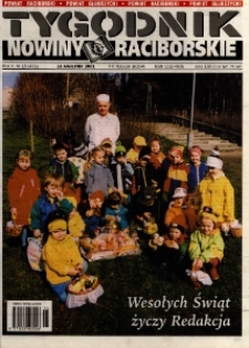 Nowiny Raciborskie. R. 10, nr 15 (471).