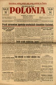 Polonia, 1929, R. 6, nr 24
