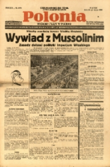 Polonia, 1936, R. 13, nr4176