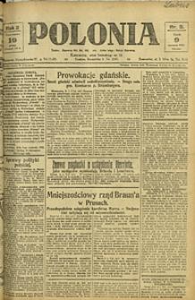 Polonia, 1925, R. 2, nr 9