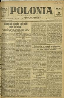 Polonia, 1925, R. 2, nr 11