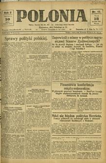 Polonia, 1925, R. 2, nr 13