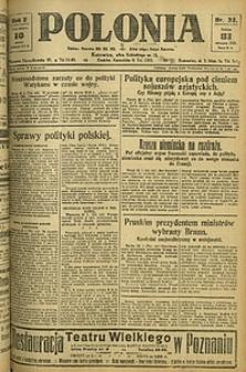 Polonia, 1925, R. 2, nr 31