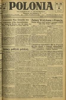 Polonia, 1925, R. 2, nr 36