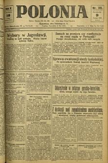 Polonia, 1925, R. 2, nr 39