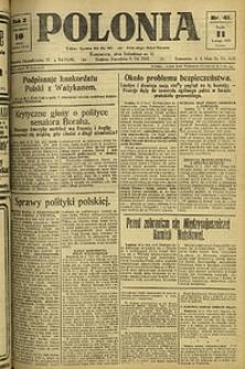 Polonia, 1925, R. 2, nr 41