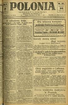 Polonia, 1925, R. 2, nr 53