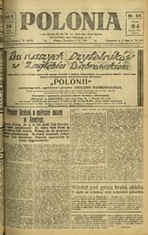 Polonia, 1925, R. 2, nr 54