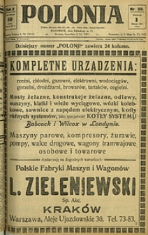 Polonia, 1925, R. 2, nr 59