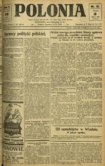 Polonia, 1925, R. 2, nr 61