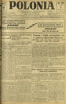 Polonia, 1925, R. 2, nr 90