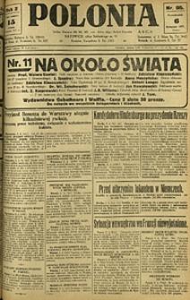 Polonia, 1925, R. 2, nr 95