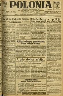 Polonia, 1925, R. 2, nr 152