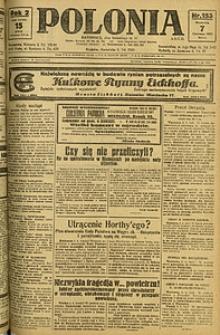 Polonia, 1925, R. 2, nr 153