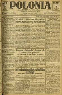 Polonia, 1925, R. 2, nr 154
