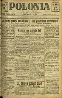 Polonia, 1925, R. 2, nr 295