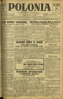 Polonia, 1925, R. 2, nr 296