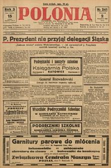 Polonia, 1926, R. 3, nr 241