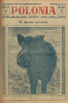 Polonia, 1926, R. 3, nr 342