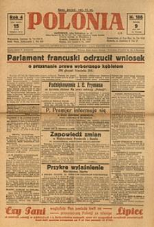 Polonia, 1927, R. 4, nr 186