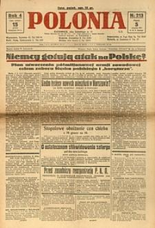 Polonia, 1927, R. 4, nr 213