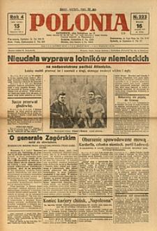 Polonia, 1927, R. 4, nr 223