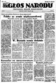 Głos Narodu, 1947, R. 3, nr 108