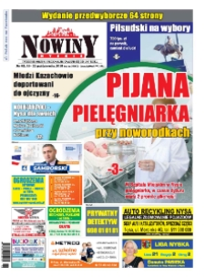 Nowiny Nyskie 2018, nr 42.