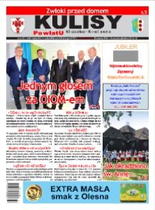 Kulisy Powiatu Kluczbork - Olesno 2018, nr 37 (767).