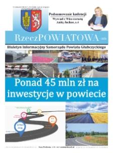 Rzecz Powiatowa : biuletyn informacyjny Samorządu Powiatu Głubczyckiego 2018, nr 5.