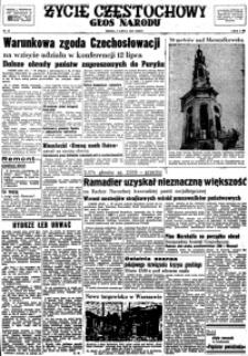 Życie Częstochowy, 1947, nr 12
