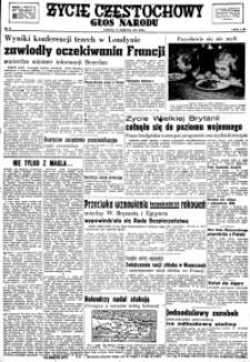 Życie Częstochowy, 1947, nr 64
