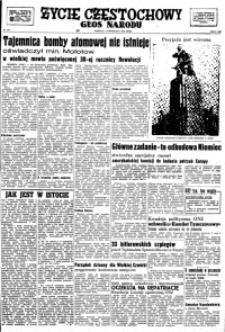 Życie Częstochowy, 1947, nr 133