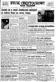 Życie Częstochowy, 1947, nr 136