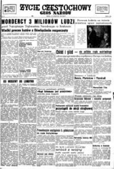 Życie Częstochowy, 1947, nr 151