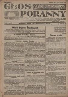 Głos Poranny, 1922, R. 1, nr 152