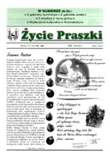 Życie Praszki 2004, nr 3-4 (43-44).