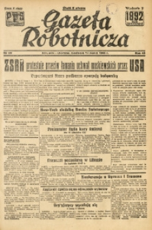 Gazeta Robotnicza, 1946, R. 45, nr 69
