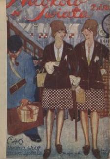 Naokoło świata, 1928, nr 46