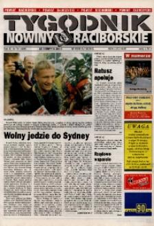 Nowiny Raciborskie. R. 9, nr 34 (438).