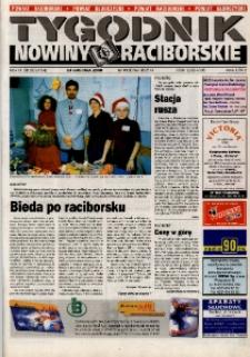 Nowiny Raciborskie. R. 9, nr 50 (454).