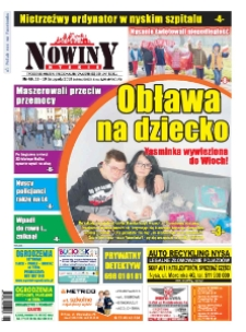 Nowiny Nyskie 2018, nr 46.