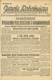 Gazeta Robotnicza, 1946, R. 45, nr 274