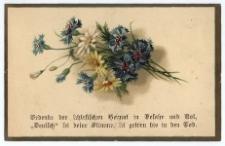 """Gedenke der schlesischen Heimat in Gefahr und Not, """"Deutsch"""" sei deine Stimme, sei getreu bis in den Tod"""