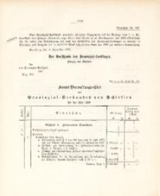 27. Provinzial-Landtag, Drucksache Nr. 136