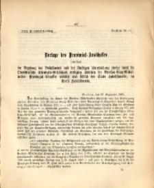 30. Provinzial-Landtag, Drucksache Nr. 15