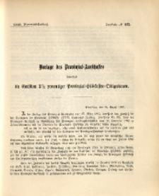 32. Provinzial-Landtag, Drucksache Nr. 123