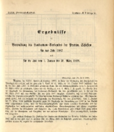 33. Provinzial-Landtag, Drucksache No. 1G