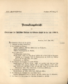 35. Provinzial-Landtag, Drucksache No. 1C